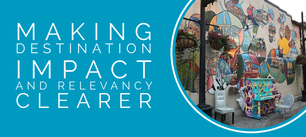 Making Destination Impact and Relevancy Clearer